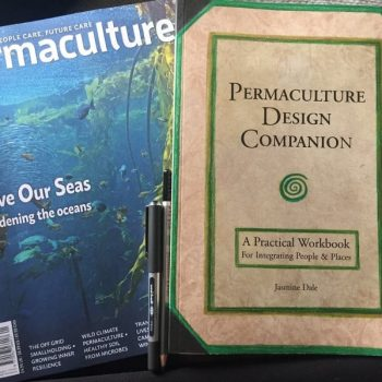 Book Review: Permaculture Design Companion by Jasmine Dale