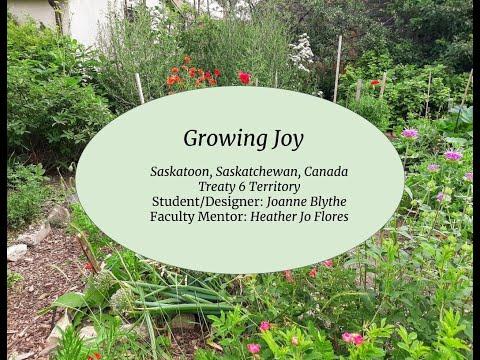 Growing Joy