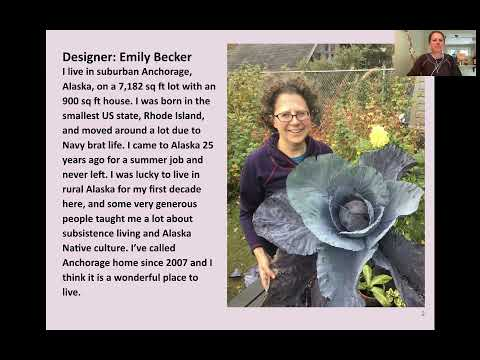 Emily's Permaculture Design Certificate presentation