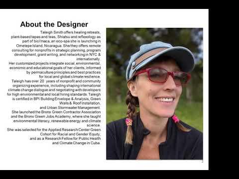 Amigos de la Playa Permaculture Design Zoom Presentation