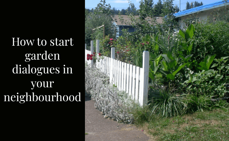 Front Yard Gardens: Rules for Growing Food Out Front